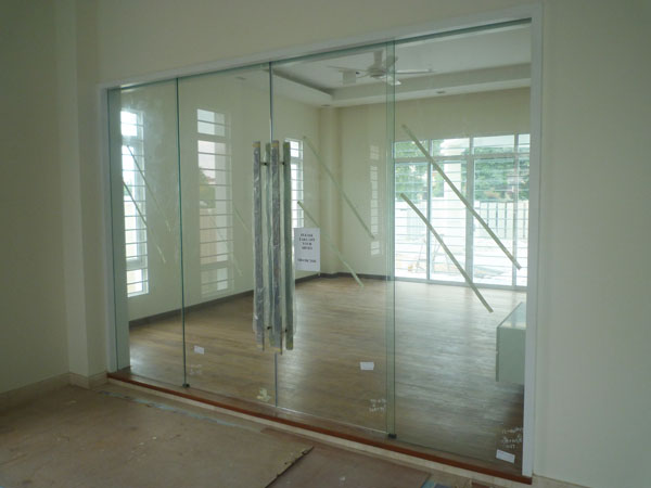 Glass Office Doors For Entryway Pictures to Pin on Pinterest